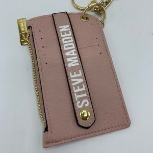 Steve Madden keychain Wallet
